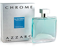 AZZARO CHROME (M) 100ml edt