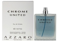 AZZARO CHROME UNITED (M) TEST 100ml edt